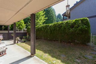 """Photo 20: 812 34909 OLD YALE Road in Abbotsford: Abbotsford East Townhouse for sale in """"The Gardens"""" : MLS®# R2189327"""