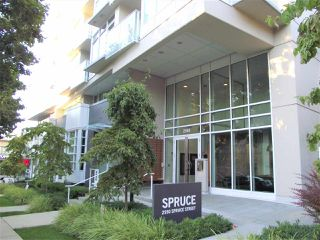 Photo 1: 303 2550 SPRUCE Street in Vancouver: Fairview VW Condo for sale (Vancouver West)  : MLS®# R2198621