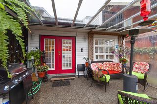 Photo 1: 2167 W 15TH Avenue in Vancouver: Kitsilano House 1/2 Duplex for sale (Vancouver West)  : MLS®# R2203885