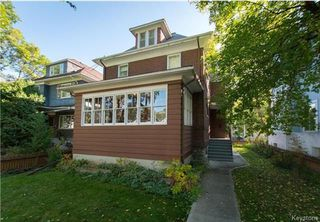 Photo 1: 87 Canora Street in Winnipeg: Wolseley Residential for sale (5B)  : MLS®# 1724779