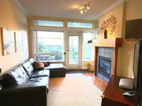 Photo 3: 108 6328 LARKIN Drive in Vancouver: University VW Condo for sale (Vancouver West)  : MLS®# V1000825