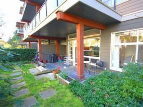 Photo 6: 108 6328 LARKIN Drive in Vancouver: University VW Condo for sale (Vancouver West)  : MLS®# V1000825