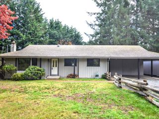 Photo 1: 4200 Forfar Rd in CAMPBELL RIVER: CR Campbell River South House for sale (Campbell River)  : MLS®# 774200