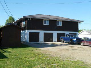 Main Photo: 1,2,3,4 4812 45 Avenue: Evansburg House Fourplex for sale : MLS®# E4091462
