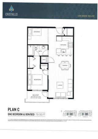 """Photo 2: 306 828 GAUTHIER Avenue in Coquitlam: Coquitlam West Condo for sale in """"CRISTALLO"""" : MLS®# R2230722"""