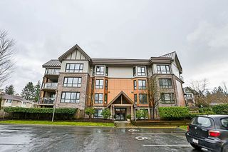 "Main Photo: 405 9970 148 Street in Surrey: Guildford Condo for sale in ""Highpoint Gardens"" (North Surrey)  : MLS®# R2232964"