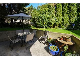 Photo 15: 108 1012 Collinson Street in VICTORIA: Vi Fairfield West Residential for sale (Victoria)  : MLS®# 328751