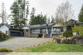 Main Photo: 336 Salal Road in Bowen Island: Josephine Lake House for sale : MLS®# R2250579