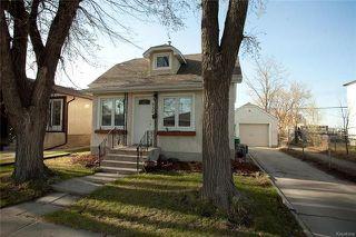 Photo 1: 939 Dugas Street in Winnipeg: Windsor Park Residential for sale (2G)  : MLS®# 1810786