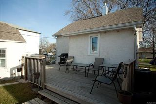 Photo 18: 939 Dugas Street in Winnipeg: Windsor Park Residential for sale (2G)  : MLS®# 1810786