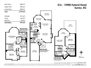 "Photo 20: 516 13900 HYLAND Road in Surrey: East Newton Townhouse for sale in ""HYLAND GROVE"" : MLS®# R2294948"