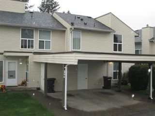 "Photo 1: 245 32550 MACLURE Road in Abbotsford: Abbotsford West Townhouse for sale in ""Clearbrook Village"" : MLS®# R2319437"