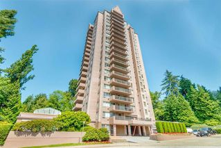 "Main Photo: 404 545 AUSTIN Avenue in Coquitlam: Coquitlam West Condo for sale in ""Brookmere Towers"" : MLS®# R2325702"