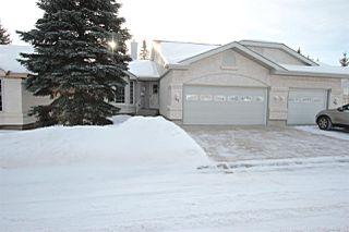 Main Photo: 22 303 TWIN BROOKS Drive in Edmonton: Zone 16 House Half Duplex for sale : MLS®# E4138038