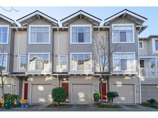 "Main Photo: 83 6588 BARNARD Drive in Richmond: Terra Nova Townhouse for sale in ""The Camberley"" : MLS®# R2330882"