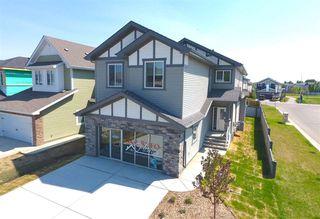 Main Photo: 42 Autumnwood Crescent: Spruce Grove House for sale : MLS®# E4147766