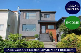 "Photo 1: 4673 FRASER Street in Vancouver: Fraser VE House for sale in ""FRASER"" (Vancouver East)  : MLS®# R2355078"