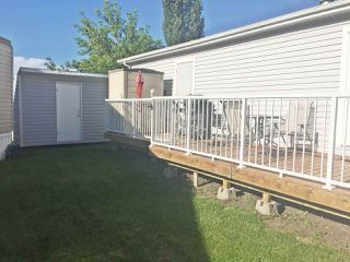 Photo 4: 63 10410 101 A Street: Morinville Mobile for sale : MLS®# E4151024