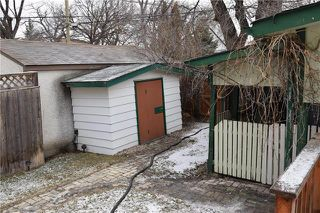 Photo 17: 284 Enfield Crescent in Winnipeg: Norwood Residential for sale (2B)  : MLS®# 1908272