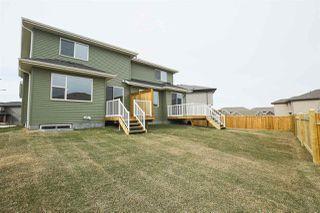 Photo 26: 12821 207 Street in Edmonton: Zone 59 House Half Duplex for sale : MLS®# E4153269