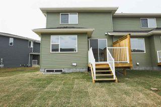 Photo 27: 12821 207 Street in Edmonton: Zone 59 House Half Duplex for sale : MLS®# E4153269