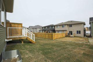 Photo 28: 12821 207 Street in Edmonton: Zone 59 House Half Duplex for sale : MLS®# E4153269