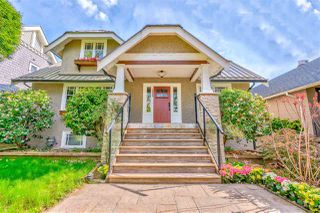 Main Photo: 3868 W 23RD Avenue in Vancouver: Dunbar House for sale (Vancouver West)  : MLS®# R2364405