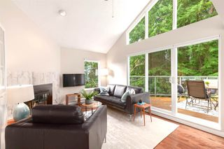 "Main Photo: 1235 MILL Street in North Vancouver: Lynn Valley Townhouse for sale in ""Millhome Place"" : MLS®# R2366646"