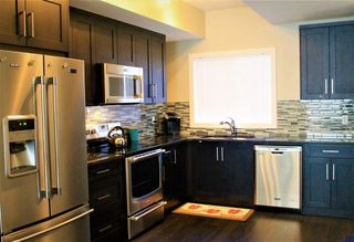 Photo 4: 44 2560 PEGASUS Boulevard in Edmonton: Zone 27 Townhouse for sale : MLS®# E4156165