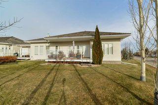 Photo 30: 49 1225 WANYANDI Road in Edmonton: Zone 22 House Half Duplex for sale : MLS®# E4158829