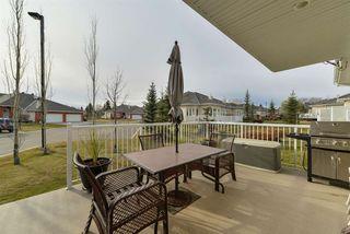 Photo 29: 49 1225 WANYANDI Road in Edmonton: Zone 22 House Half Duplex for sale : MLS®# E4158829
