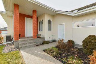 Photo 2: 49 1225 WANYANDI Road in Edmonton: Zone 22 House Half Duplex for sale : MLS®# E4158829