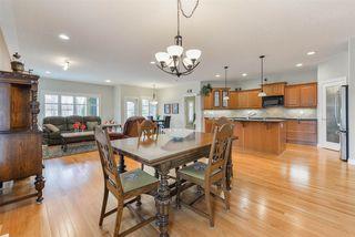 Photo 3: 49 1225 WANYANDI Road in Edmonton: Zone 22 House Half Duplex for sale : MLS®# E4158829