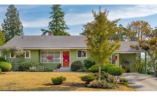"Photo 1: 8755 CREST Drive in Burnaby: The Crest House for sale in ""Cariboo-Cumberland"" (Burnaby East)  : MLS®# R2396687"