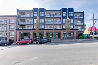 """Main Photo: 406 7727 ROYAL OAK Avenue in Burnaby: South Slope Condo for sale in """"Sequel On Royal Oak"""" (Burnaby South)  : MLS®# R2408422"""