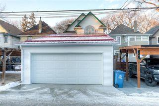 Photo 19: 994 Jessie Avenue in Winnipeg: Single Family Detached for sale (1Bw)  : MLS®# 1932364