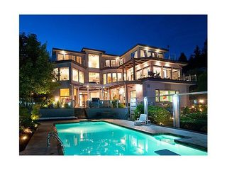 Photo 1: 2682 FINCH Hill in West Vancouver: Home for sale : MLS®# V983470