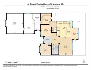 Photo 48: 38 Elmont Estates Manor SW in Calgary: Springbank Hill Detached for sale : MLS®# C4293332