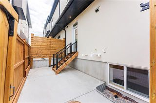 Photo 26: 4 1941 46 Street NW in Calgary: Montgomery Row/Townhouse for sale : MLS®# C4296734