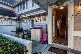 "Photo 3: 25 11355 236 Street in Maple Ridge: Cottonwood MR Townhouse for sale in ""Robertson Ridge"" : MLS®# R2478366"