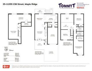 "Photo 4: 25 11355 236 Street in Maple Ridge: Cottonwood MR Townhouse for sale in ""Robertson Ridge"" : MLS®# R2478366"