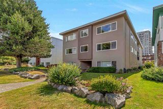 "Photo 1: 8 121 E 18TH Street in North Vancouver: Central Lonsdale Condo for sale in ""THE ROSELLA"" : MLS®# R2486996"