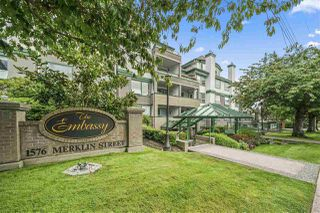 "Photo 2: 301 1576 MERKLIN Street: White Rock Condo for sale in ""The Embassy"" (South Surrey White Rock)  : MLS®# R2494325"