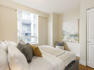 """Photo 8: 506 1833 CROWE Street in Vancouver: False Creek Condo for sale in """"The Foundry"""" (Vancouver West)  : MLS®# R2513678"""