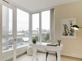 """Photo 13: 506 1833 CROWE Street in Vancouver: False Creek Condo for sale in """"The Foundry"""" (Vancouver West)  : MLS®# R2513678"""