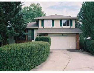 Photo 1:  in CALGARY: Braeside Braesde Est Residential Detached Single Family for sale (Calgary)  : MLS®# C3116632
