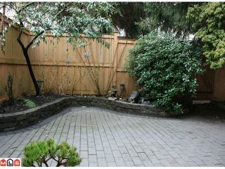 "Photo 7: 20 2050 GLADWIN Road in Abbotsford: Central Abbotsford Townhouse for sale in ""COMPTON GREEN"" : MLS®# F1108330"