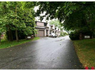 "Photo 1: 159 3455 WRIGHT Street in Abbotsford: Matsqui Townhouse for sale in ""Laburnum Mews"""