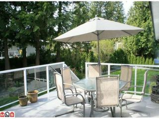 """Photo 8: 20040 38 Avenue in Langley: Brookswood Langley House for sale in """"BROOKSWOOD"""" : MLS®# F1112555"""
