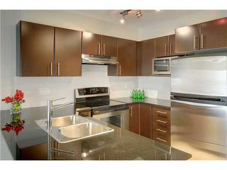 "Photo 3: # 428 1633 MACKAY AV in North Vancouver: Pemberton NV Condo for sale in ""TOUCHSTONE"" : MLS®# V903804"